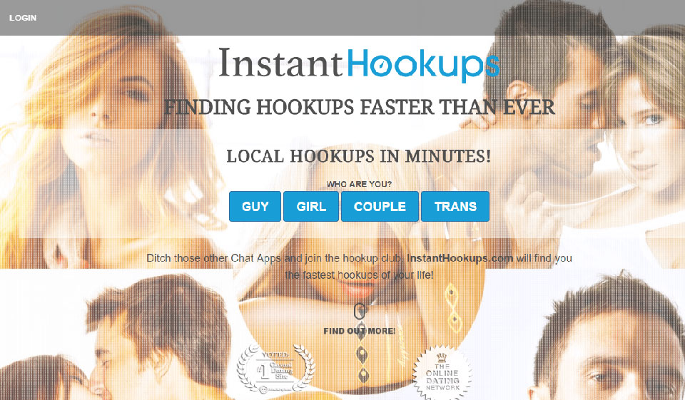 InstantHookups Review 2021 : Great Hookup Site?